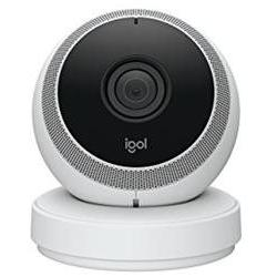 Logi Circle Portable Wi Fi Video Monitoring Camera with 2way