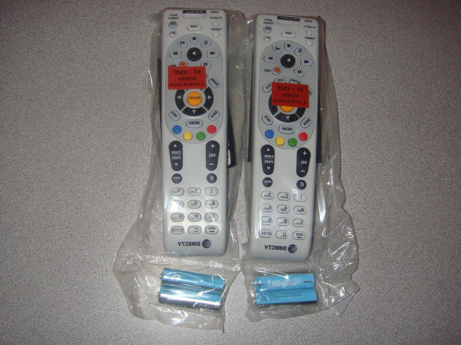lot of 2 two rc66rx rf remote