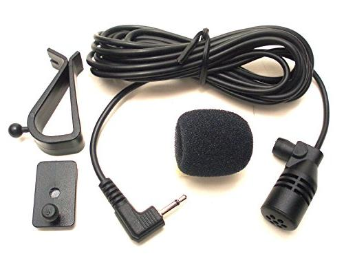FLTP Microphone Mic 2 5mm For Car Vehicle Stereo
