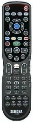 NEW ANDERIC 4-Device Universal Remote Control RRU401.3 Smart