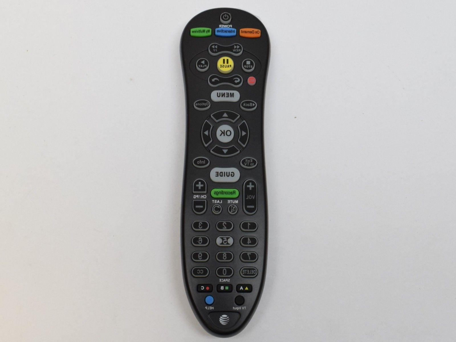 New AT&T S30-S1A U-VERSE Standard Programmable Universal Rem
