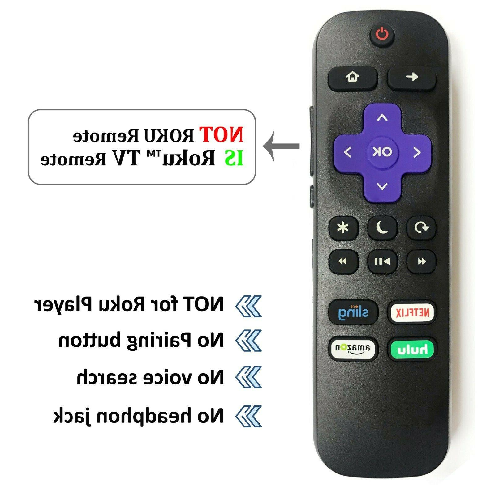 NEW Replacement Remote ALL ROKU