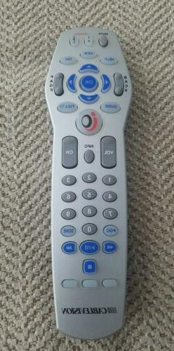 NEW Optimum Cablevision UR2-CV01 VER 1.1 Universal Remote Co