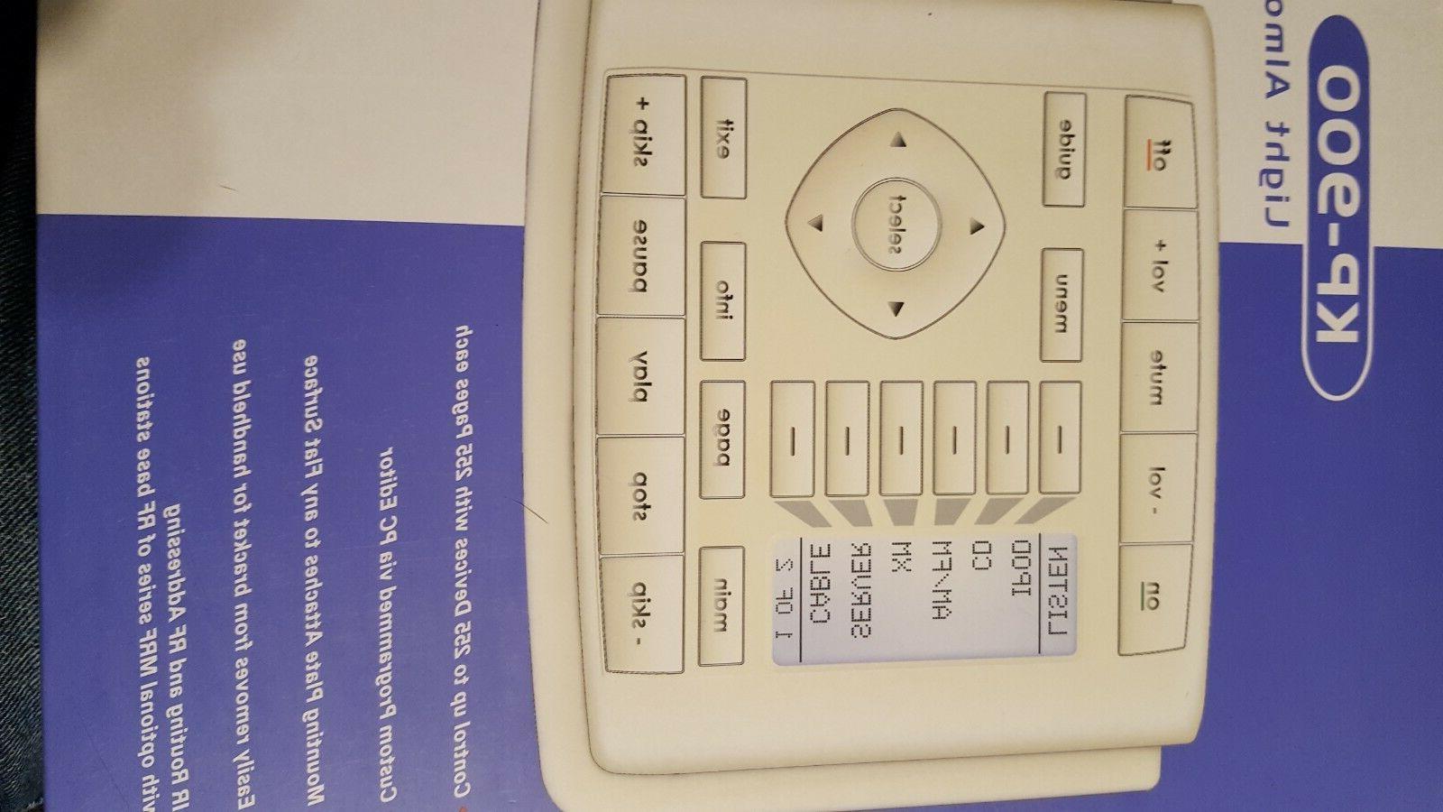 new universal remote control kp 900 wireless