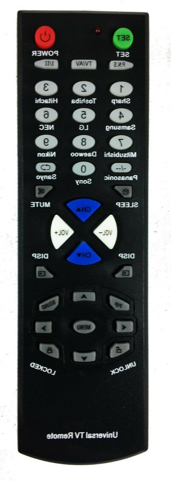 new universal replacement remote control for samsung