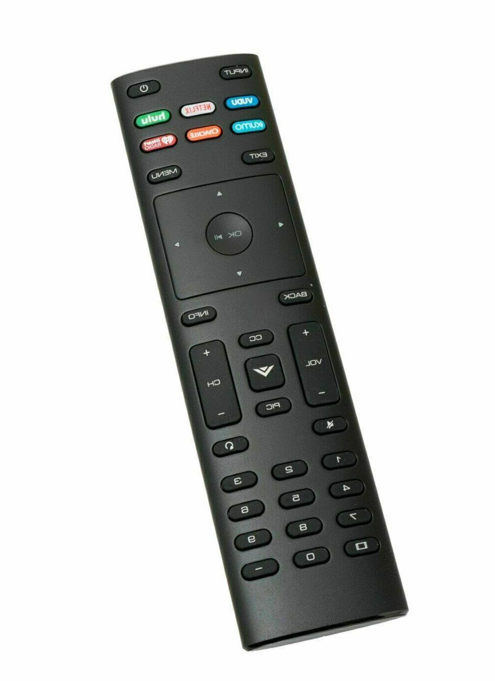 Smart Remote w Amazon iheart Netflix Keys