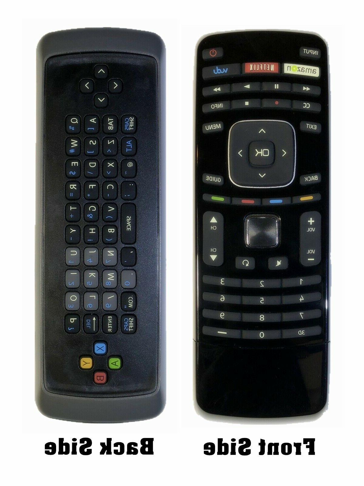 new vizio xrt302 replacement smart tv remote