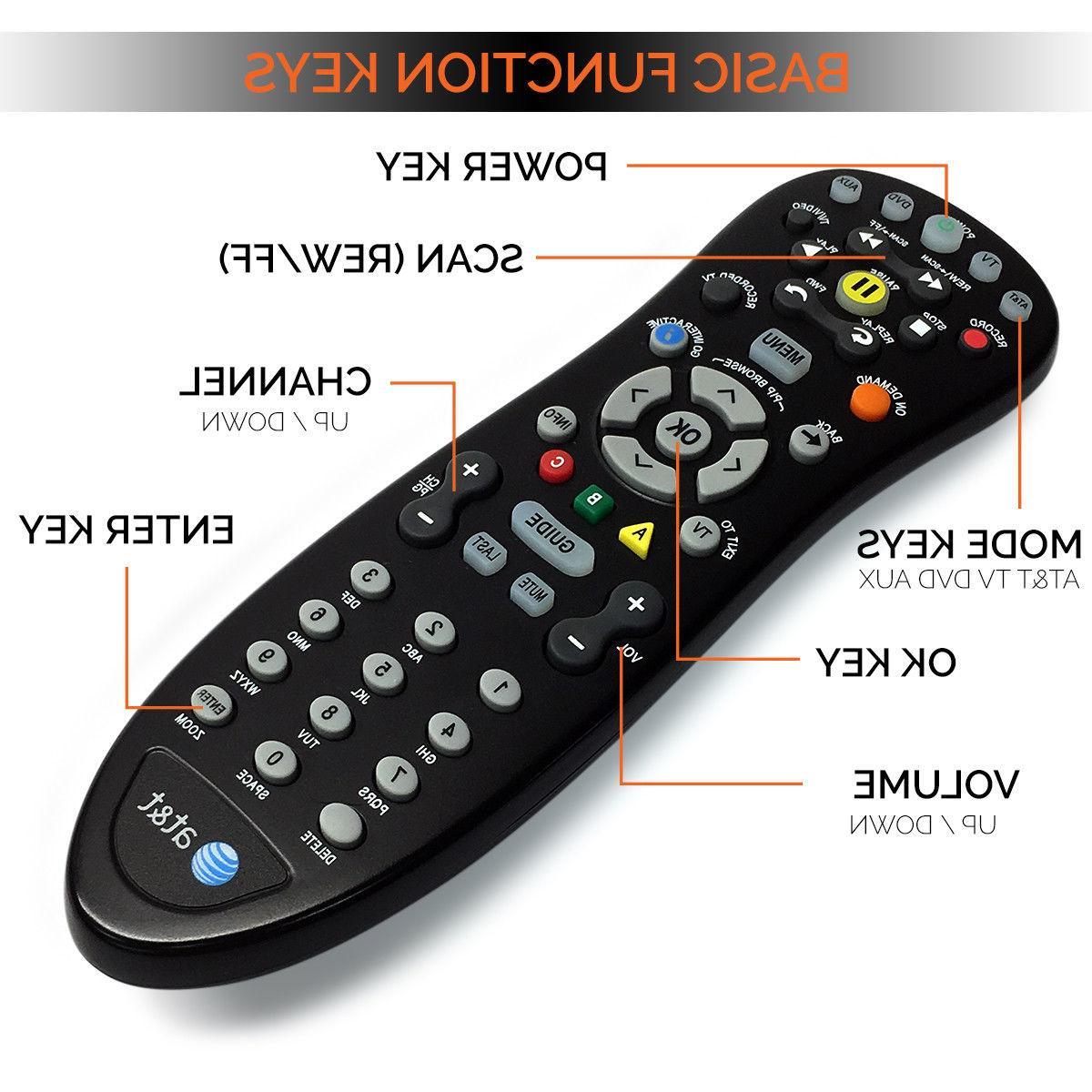 Original AT&T Universal HD Control