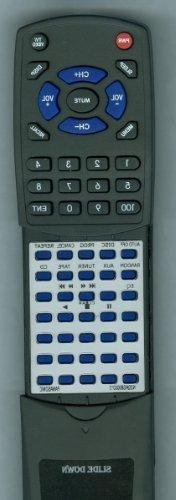 PANASONIC Replacement Remote Control for SAAK12, N2QAGB00001