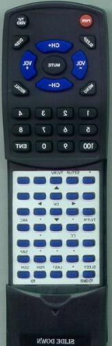 PDI Replacement Remote Control for PDIP20LCDC MASTER, P32LCD