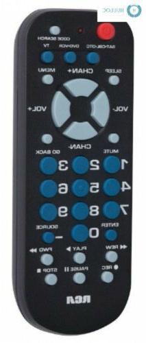 RCA 3-Device Universal
