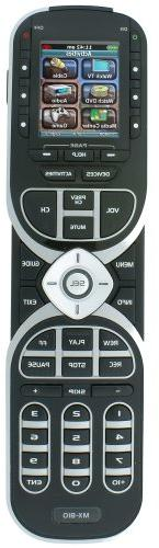 Universal Remote Control MX-810 Custom Programmable Remote C