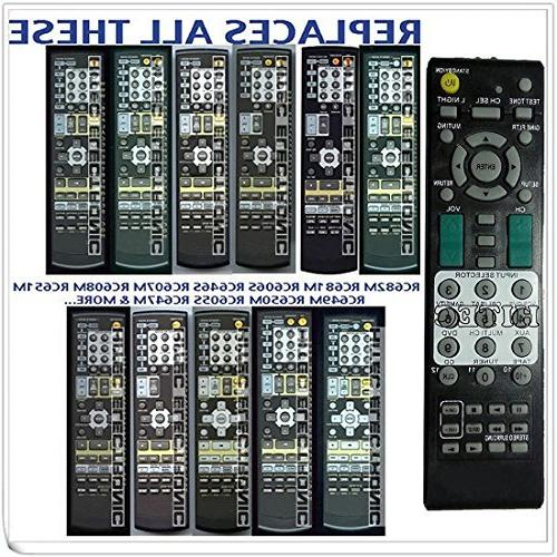 Z&T Remote Control Replace For Onkyo RC-649M HT-R540