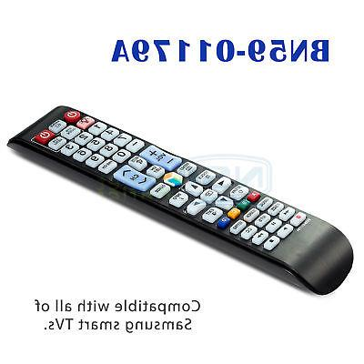 Replacement Control Samsung LCD LED Smart TV US