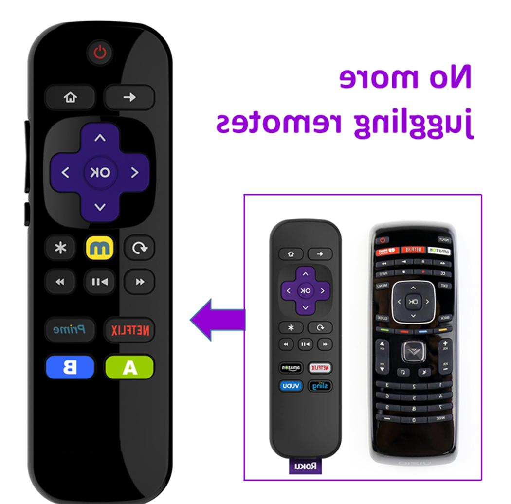 Universal for Roku Player w/ Power Volume