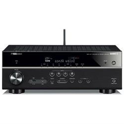 Yamaha RX-V581 7.2-Channel AV Receiver With Dolby Atmos/WiFi