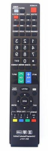 Sharp GB004WJSA Universal Remote Control for All Sharp BRAND
