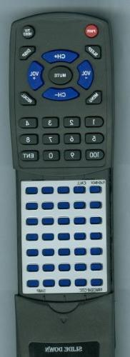 SHARP Replacement Remote Control for RRMCG0461CESC