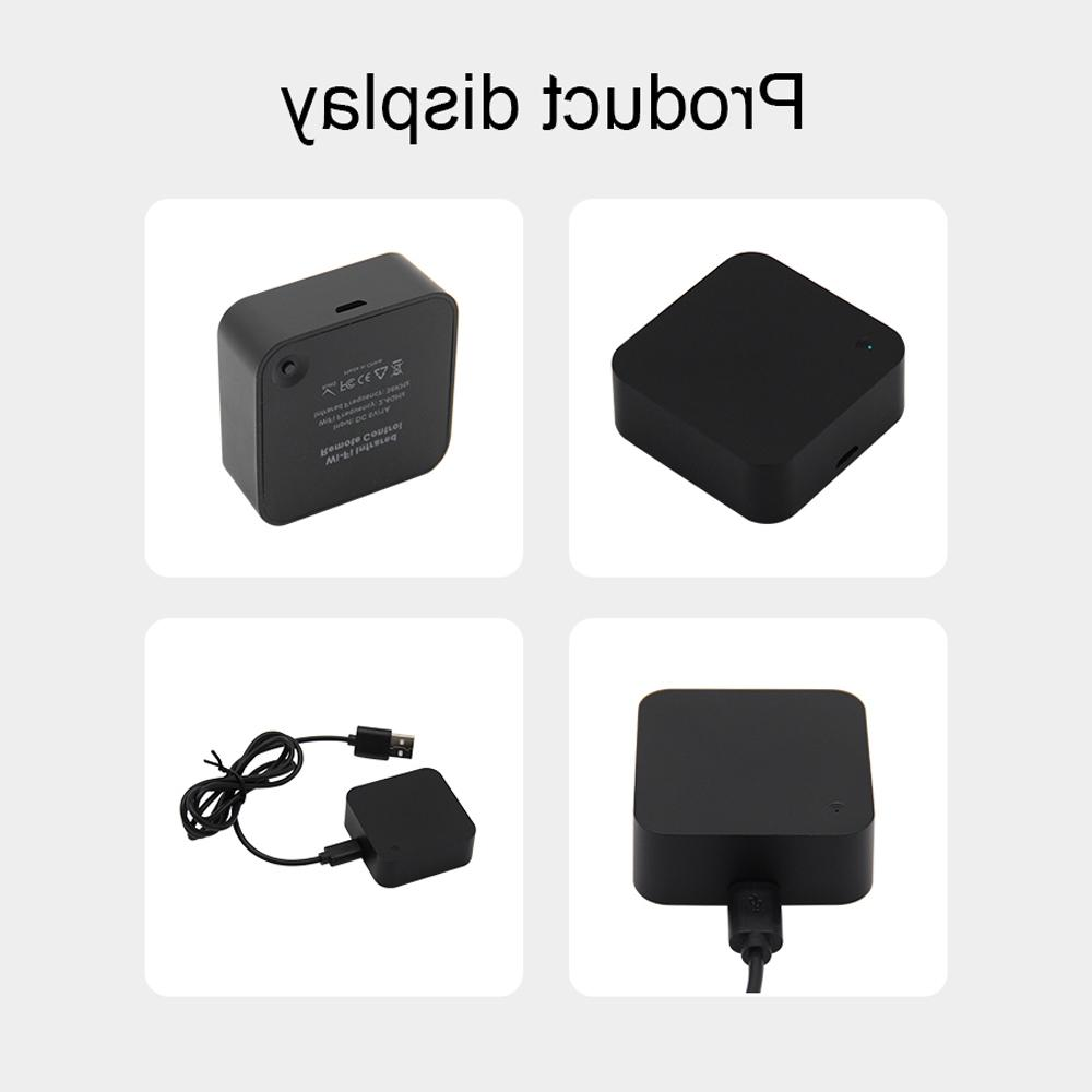 Smart WiFi <font><b>Control</b></font> For TV for IFTTT WiFi Infrared