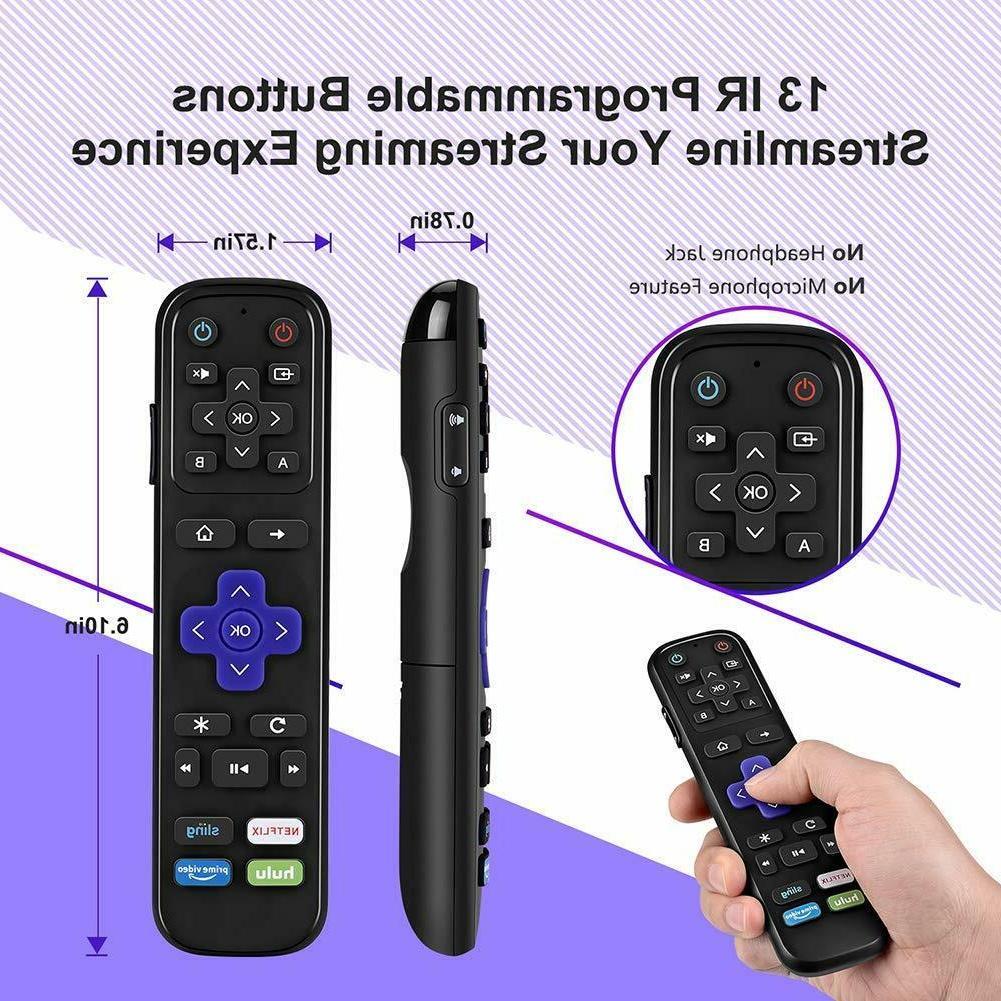 SofaBaton Universal Control Roku Streaming Player with
