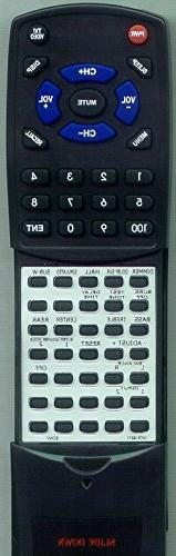 SONY Replacement Remote Control for SAVA15, 147319211, RMJ15