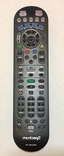 Spectrum updated CLIKR-5 universal remote control. Backwards
