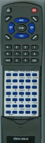 TOSHIBA Replacement Remote Control for SER0021