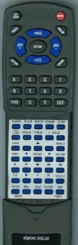 TOSHIBA Replacement Remote Control for AH700711, XDE600, SER