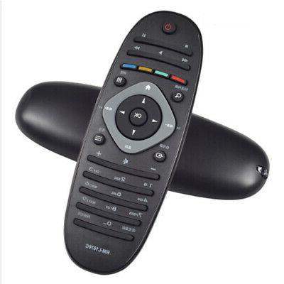 Universal TV Remote Control Easy Use Black Replacement Acces