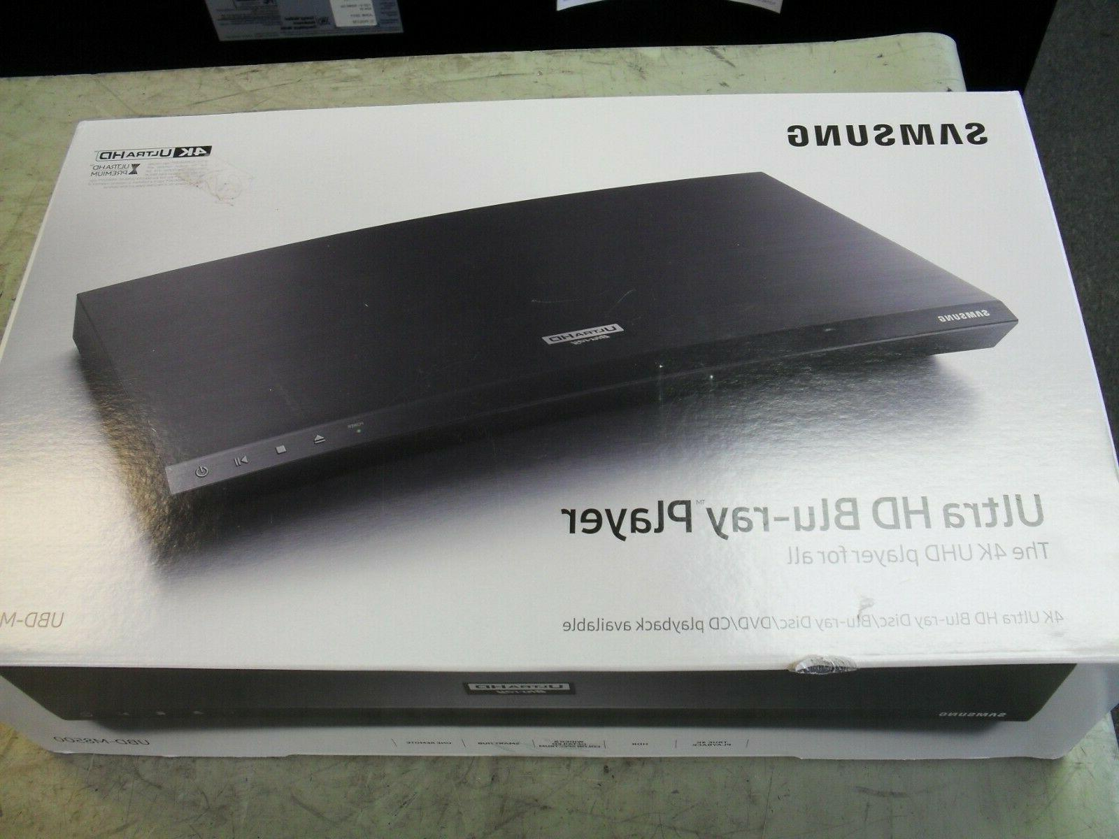 Samsung UBD-M9500 4K Ultra HD Blu-ray Player Wi-Fi 2-way Blu