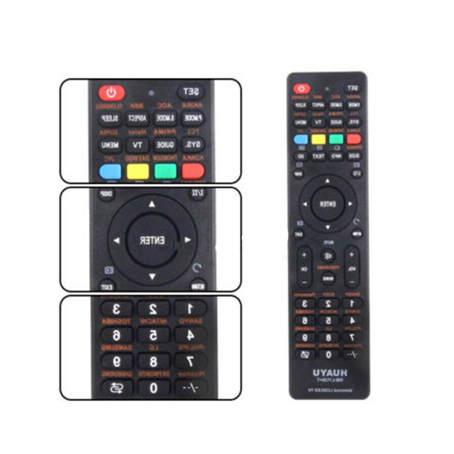 NEW Remote Universal For Skyworth, SHARP, US