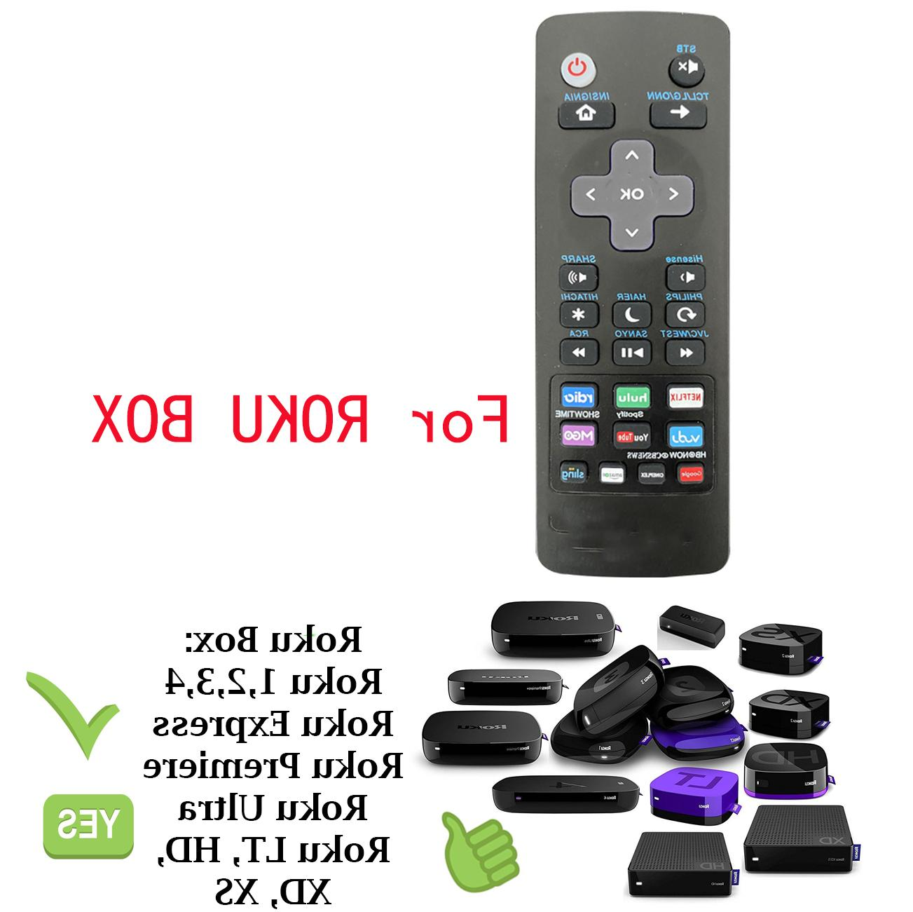 Universal for ROKU Streaming ,Express