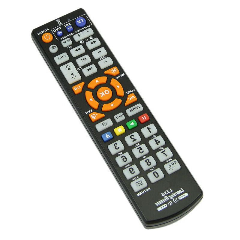 Universal Remote Learn Smart For DVD