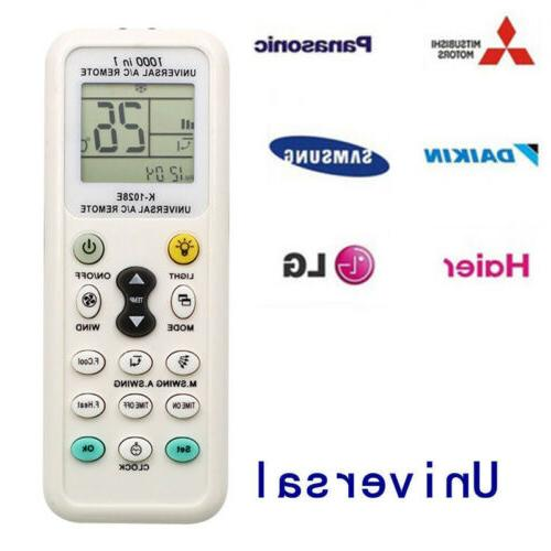 universal remote control controller for air conditioner