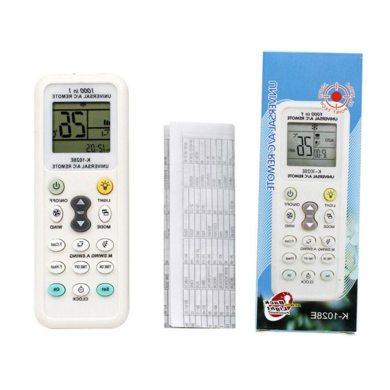 Universal Remote Control Controller for Air Conditioner K-10