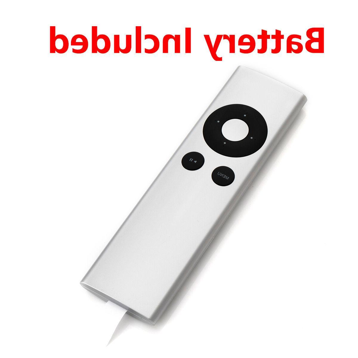 NEW Universal Remote Control MC377LL/A For Apple TV 2 3 Musi