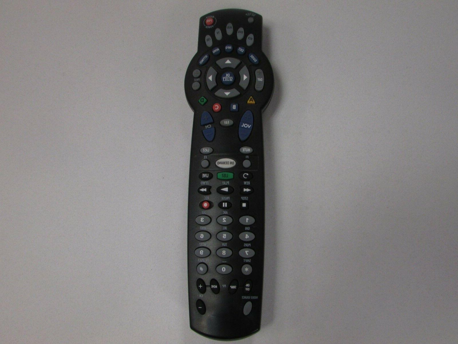universal remote control new 5 device urc1056