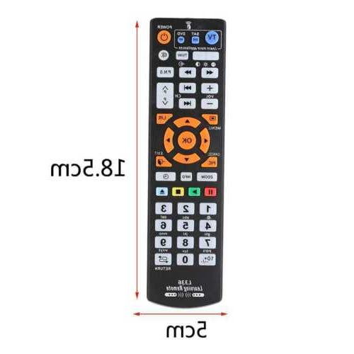 L336 Smart Remote Control With For TV SAT