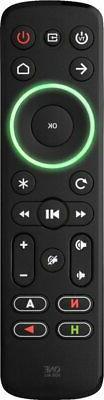 One for All - Universal Streamer Remote w/ 4 Shortcut Keys