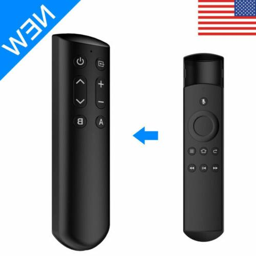 New Universal Remote For TV Fire Amazon Attachment Back-Pane