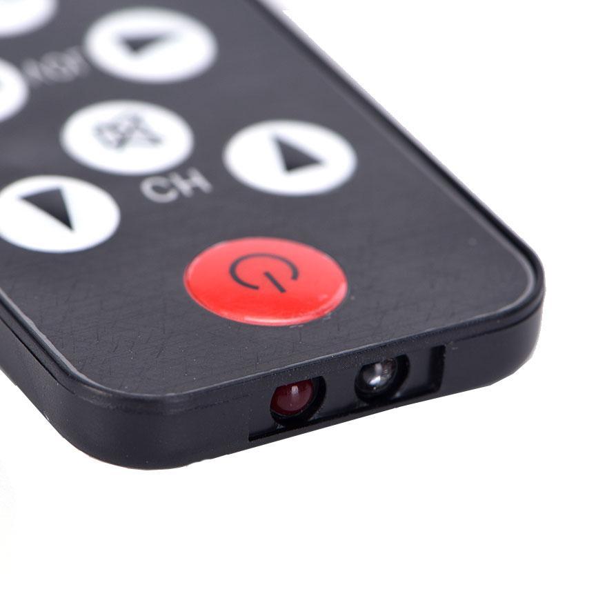 Universal Mini Remote Infrared IR TV for Sony Panasonic <font><b>Television</b></font>