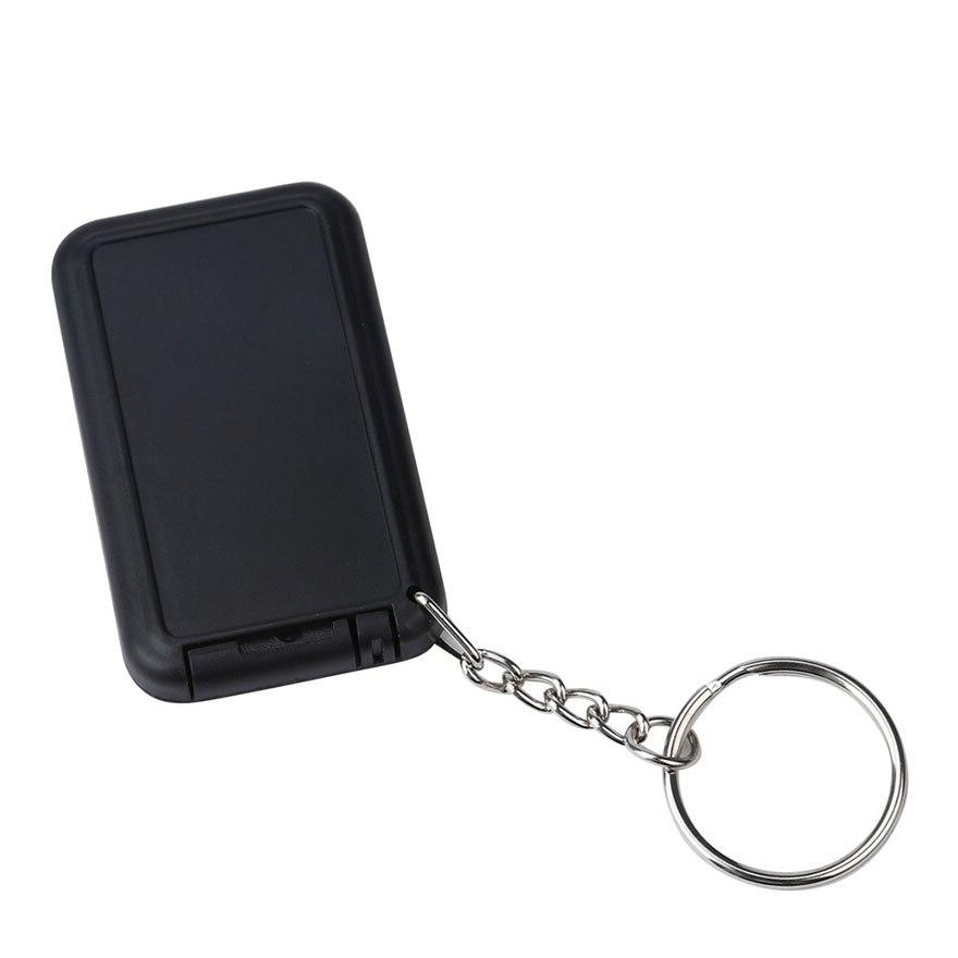Universal TV Keychain Remote Control IR TV Set Remote for <font><b>Television</b></font>