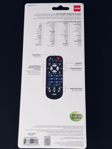 RCA Universal Tv Control Replacement Vizio Samsung Comcast