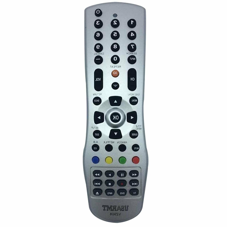Universal Vizio remote for VR4 VUR10 VR2 VR15 VR10 XRU110 VU