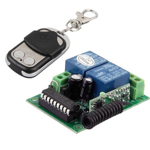 Universal Wireless Door Opener Remote Switch