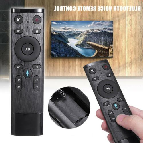 q5 bluetooth voice remote controller air mouse