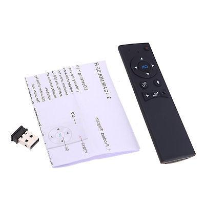 Universal Wireless Remote For Smart TV HTPC