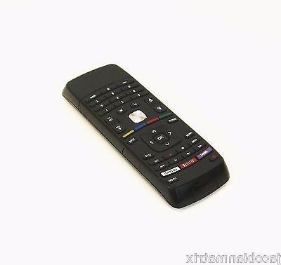 Vizio Universal Smart TV Qwerty Keyboard Remote