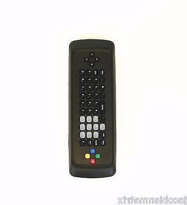 Vizio Universal Qwerty Keyboard Remote ALL XRT112