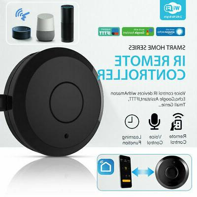 WiFi IR Remote Controller Timing Voice APP Control for Smart